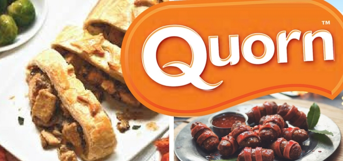 Have A Merry Meat Free Christmas With Quorn.