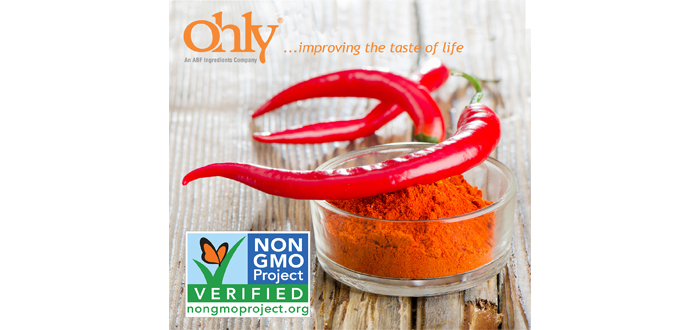 Five Ohly PRODRY® Products Get NonGMO Project Verification Seal.