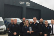 First Carrier Safe Award For Carrier Transicold Cornwall.