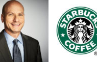 Starbucks Names Patrick Grismer Chief Financial Officer.