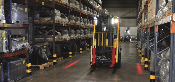 Hyster Europe Showcases Innovative Warehouse And Logistics Solutions At Logimat 2019.