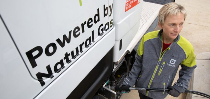 Ocado Launches £3M Investment In Alternative Fuels.