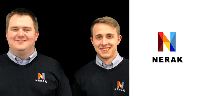 Nerak Recruits Two More Solution Design Engineers.