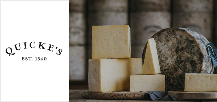 Quicke's To Launch First Mixed Milk Cheese Into Whole Foods Market.