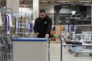 Arvato Increases Logistics Efficiency By Optimising Pick-By-Vision In The Warehouse.