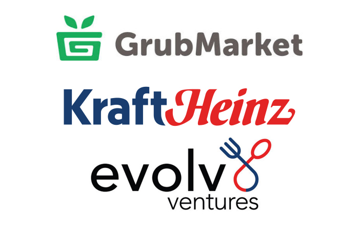 Evolv Ventures Backed By Kraft Heinz Announces GrubMarket As Its First Investment.
