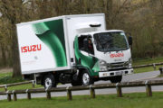 Isuzu Truck UK Debuts At TCS&D Show.