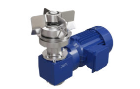 Mixing Down To The Last Drop In All Hygienic Industries - The New Alfa Laval LeviMag® Mixers.
