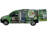 Full Charge Ahead For Petit Forestier's Electric Fleet.