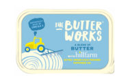 The Butterworks Launches First Spreadable Butter Made With Extra Virgin Cold Pressed Rapeseed Oil.