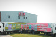 Fowler Welch And Heck Food Expand Their Relationship With New Livery.