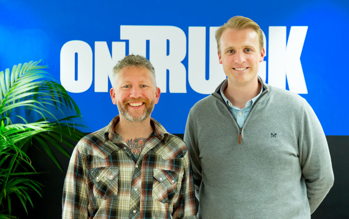 Ontruck Doubles Down On Talent With Two New Executive Hires From Uber And Just Eat.