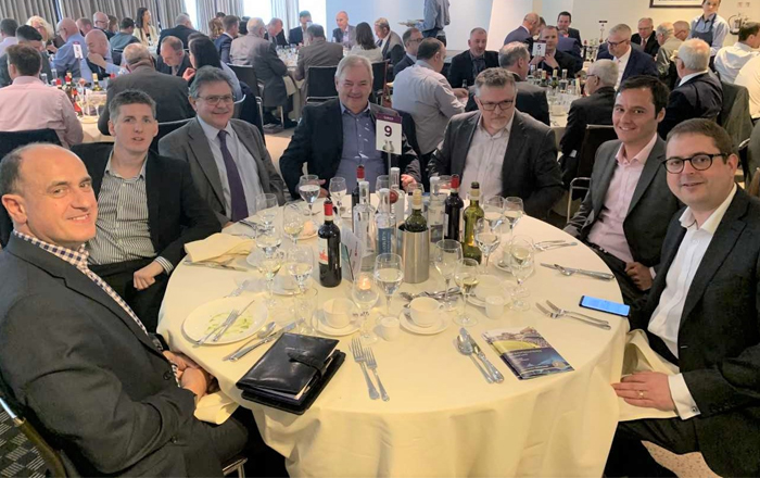 The SCCG Attend The FSDF Annual Lunch & AGM.