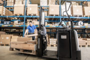 UniCarriers Launches New Low Level Order Picker.