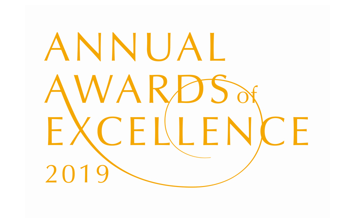 Annual Awards Of Excellence 2019.