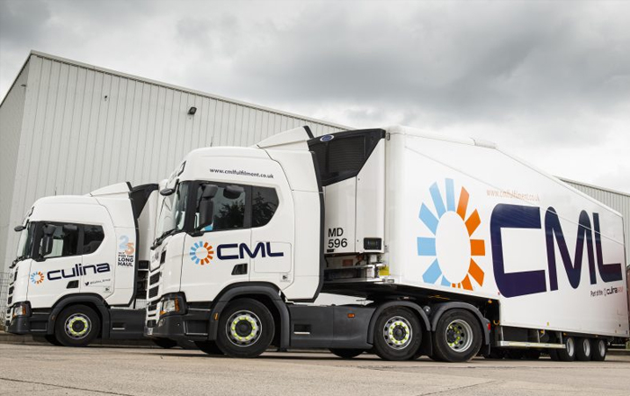 Carrier Transicold Selected By CML For 20-Unit Vector® HE 19 Order.