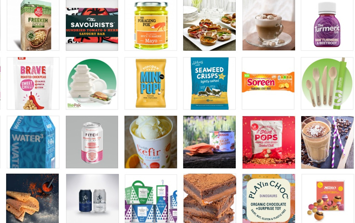Launching At lunch!: UK's Biggest Food-To-Go Showcase Previews New Product Innovations.