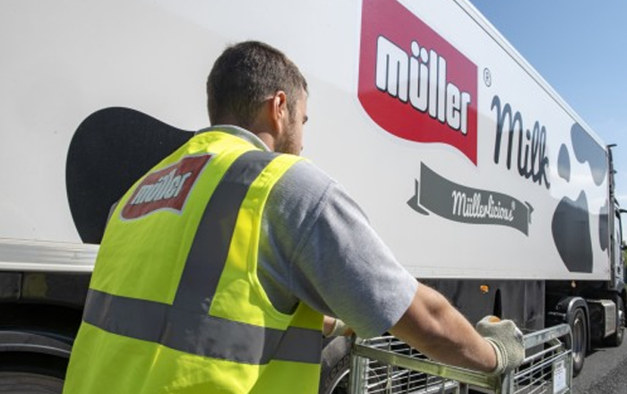 Müller Confirms Review To Tackle Growing Milk Surplus In Scotland.