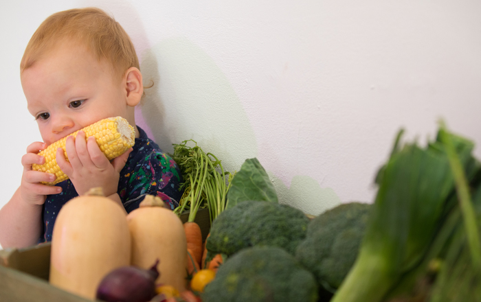 You Can't Beet 'Em! Research Reveals New Generation Of Children Who LOVE Vegetables.