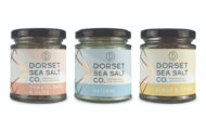 Dorset Sea Salt Co. Crystallised With Sharp New Look.