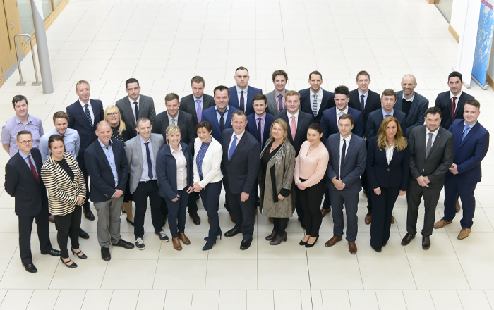 Dunbia, Shaping The Future Of The Meat Industry With New Graduate And Apprenticeship Development Programmes.
