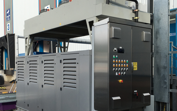 James T Blakeman & Co Expand Production Capacity With New Spiral Freezer System.