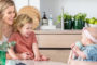 Leading Nutritionist Reveals The Bad Habits That We Are Teaching Our Children At Mealtimes And How To Do Things Right.