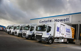 Carrier Transicold's Engineless Refrigeration Systems To Deliver Sustainability And Savings To Castell Howell.