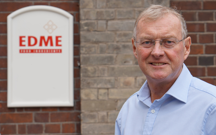 New Managing Director For EDME.