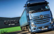 Snack Specialist Looks Forward To Some Tasty Fuel Savings From Its Two New Mercedes-Benz Actros.