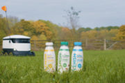The Robots Are Coming…To Deliver Your Milk, In World's First Robot Milk Round.