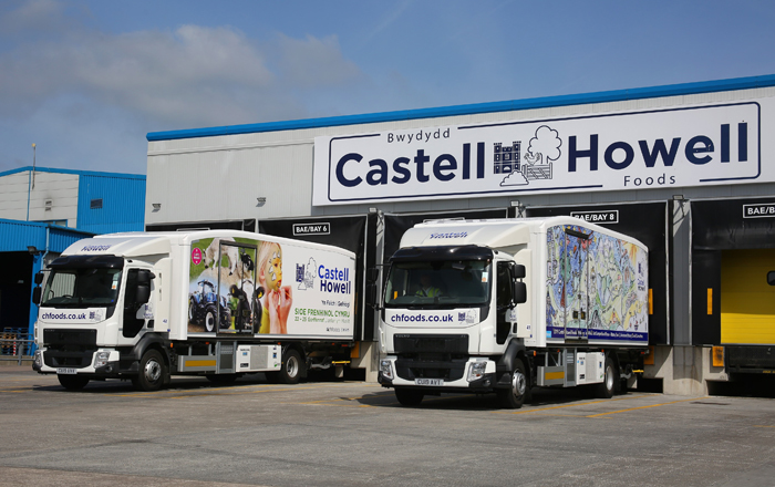 Castell Howell Successfully Goes Hybrid With MFS.