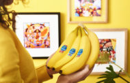 Chiquita Collaborates With Ricardo Cavolo To Launch A New Limited-Edition Range Of Stickers.