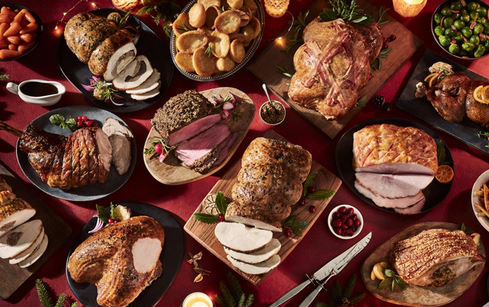 Iceland Ireland Launches Its First Reduced Plastic Packaging Christmas Dinner With Plastic Packaging Removed Completely From 14 Products.