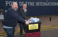 Local Food Banks Receive Boost From The Port Of Tyne.