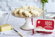 The Lucky Welsh! Castle Dairies Welsh Spreadable Butter Now available In M&S Stores Across Wales.